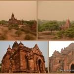 Bagan et ses quelques 2000 temples...