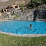 Hhhhhuuuuummmmm belle piscine pour se prélasser !