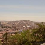Vue panoramique sur la ville de Sucre